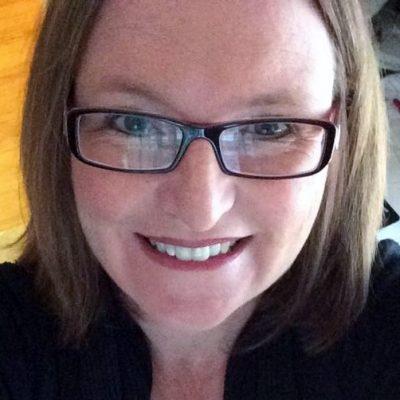 Antoinette Hildebrandt – Treasurer